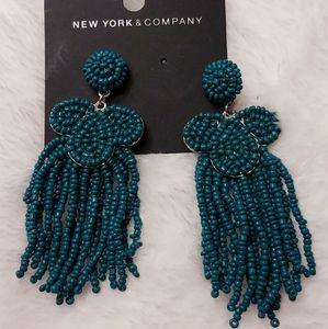 New York & Company Statement Earrings